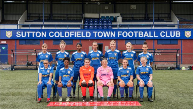 Ladies (First Team)