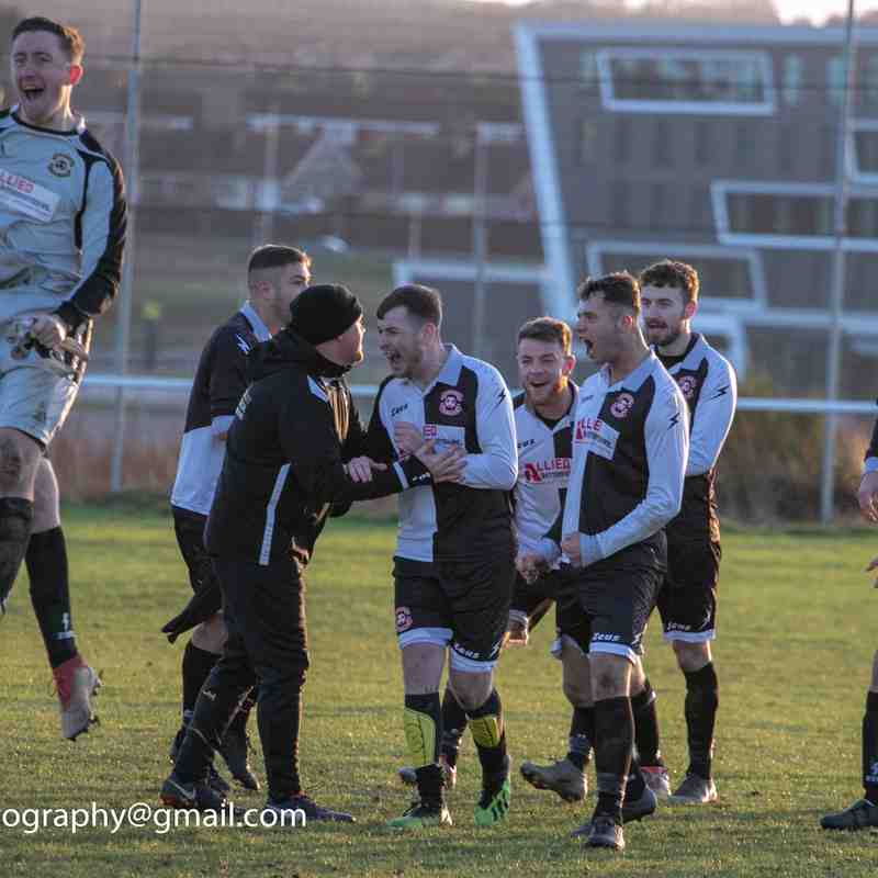 18/01/20 v Stoneywood/Parkvale (League) Won 2-1