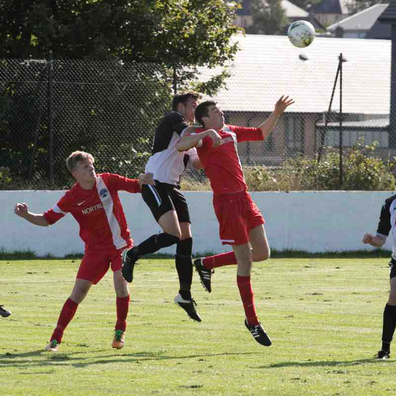 Friendly v Bridge of Don Amateurs 19-09-20