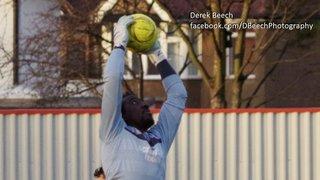 Hendon FC v Leiston FC 19th December 2015