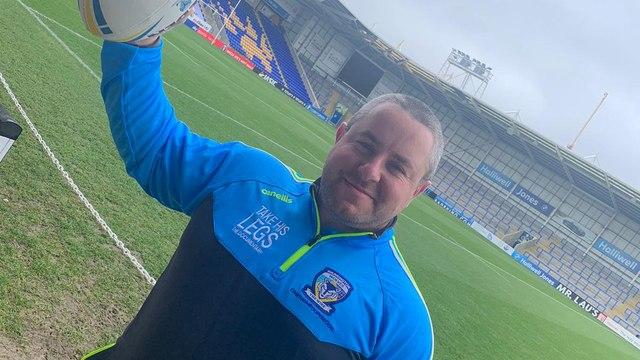 Club Stalwart relishing new coaching opportunity