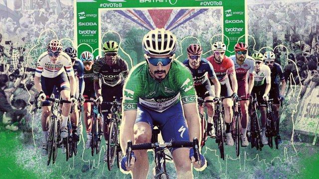 Tour of Britain - Temporary Road Closures On Saturday