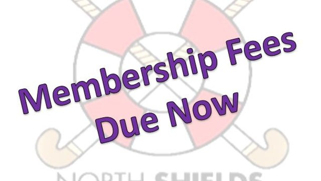 2020/2021 Membership Fees are now due!!