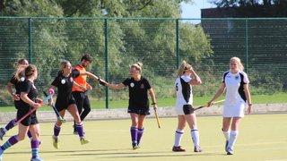Ladies 1 take on Durham Uni 4