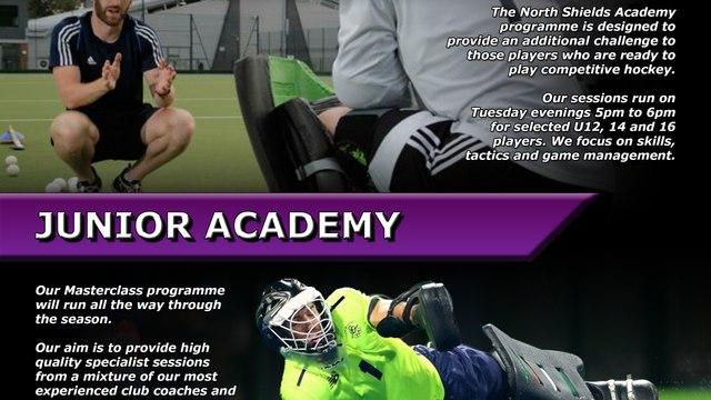 New Junior Programmes for 2021/2022
