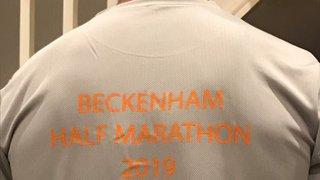 Results - Beckenham Half Marathon