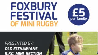 Foxbury Festival - 6 October 2019