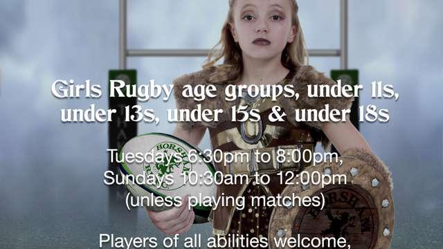 Girls Under 11's