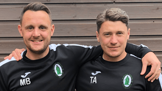 NEW MANAGEMENT TEAM FOR WANTAGE TOWN