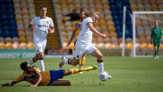 Hull City 2 Mansfield Town 2
