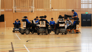 """Hull & East Yorkshire Powerchair Football Club """"The Electric Eels"""""""