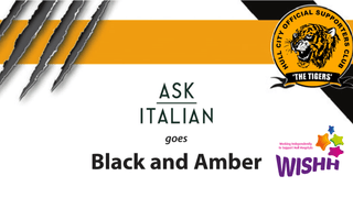 ASK Italian Goes Black and Amber Update