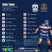 Colts Team Named