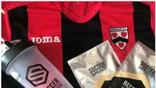 New Partnership for Swanley FC and Soccer Supplement