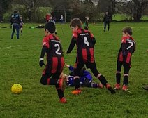 New players wanted for U6's