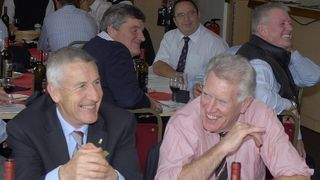 VP's Lunch - 20th October 2012