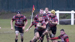 Dunstablians 1st XV away to Northampton Old Scouts 09.03,13
