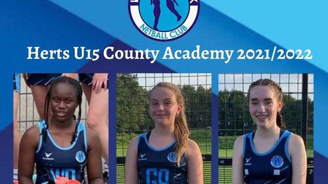 Herts U15 County Academy