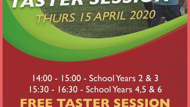 Free Taster Session