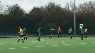 Men in green grind a win out at Worthing.