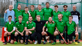 Men's 1s crowned Kent & Sussex champions