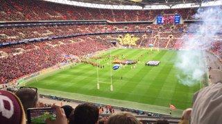 Fullerians U6-U7 Trip to Wembley