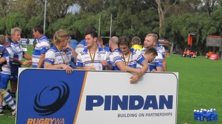 2015 Grand Final Day