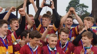 2017 Under 15 Kent County Cup Champions
