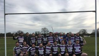 Woodford 3rd XV are League Champions!!