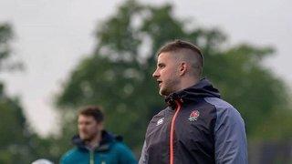Rhys Davies Joins Coaching Staff