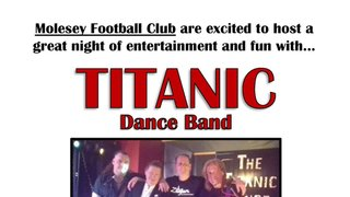 Live Music at The club Saturday 5th October