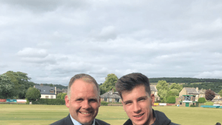 Ben Balmforth Selected to play at Lords in September