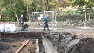 Big Bridge Build - Week 4 - Clubhouse Build Update