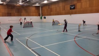 Junior Indoor Training