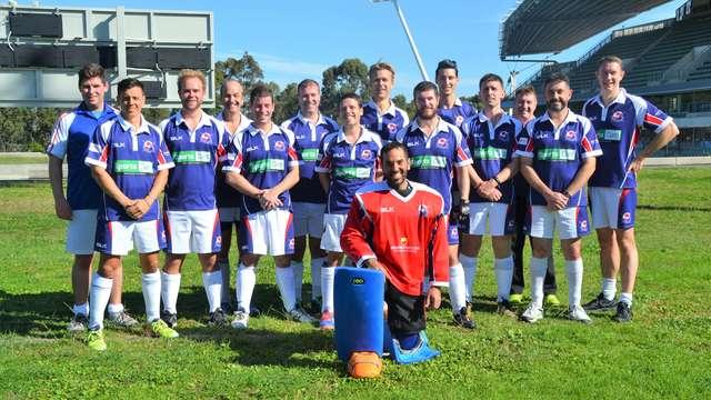 Men's 4th Team (SL5)