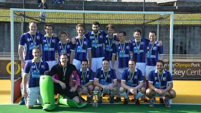 Men's 1st Team (PL3)