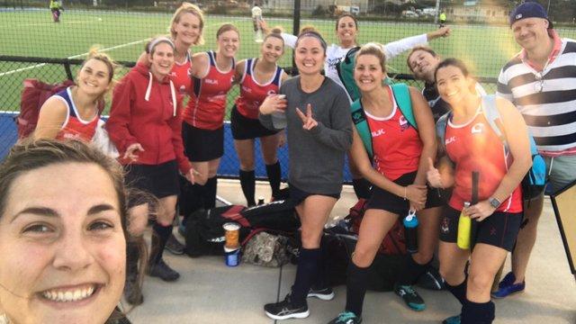 Women's 1st Team