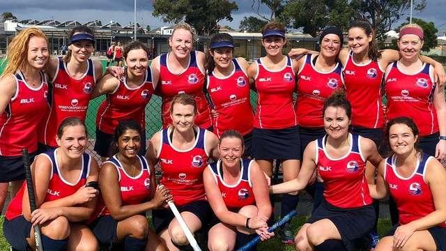 Women's 4th Team