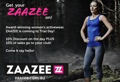 Zaazee & Absolute Sports at trials