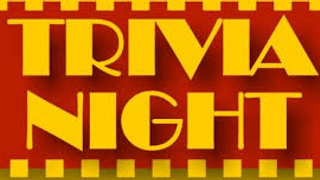 TRIVIA NIGHT Fri June 16th