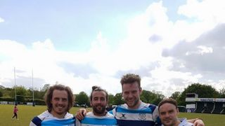 Hove Lads help Sussex win
