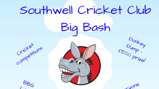 UPDATE - Bank Holiday Monday Big Bash