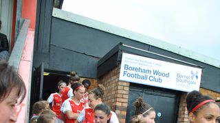 ICA Arsenal Ladies Day