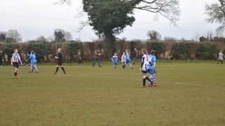 ICA Sports Women 1 - 0 St Ives Town (League Cup Semi)