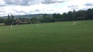 Cheltenham Women vs Charlton Kings Women. Sunday 28th July 2019