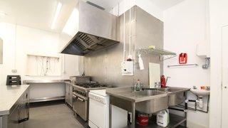 New Kitchen Menu and Facilities