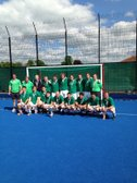 Lincolnshire Men are National County Champions