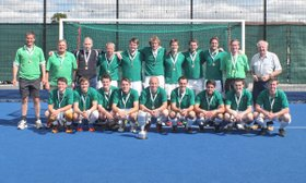 ENGLAND HOCKEY COUNTY CHAMPIONSHIP DIVISION A - Pool 2 at the LINDUM