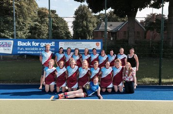 Spalding Ladies Win County Club Champs