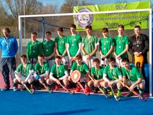 U17 Lincolnshire Boys Win the East Academy Finals 2019